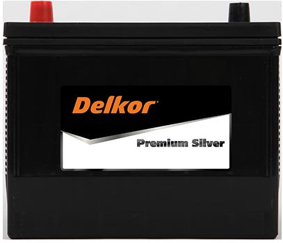 Delkor Premium Silver 22F-680SILVER
