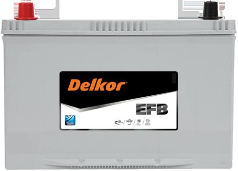 Delkor EFB ST110D31REFB