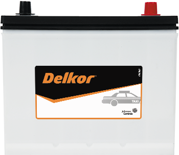 델코 택시용 배터리