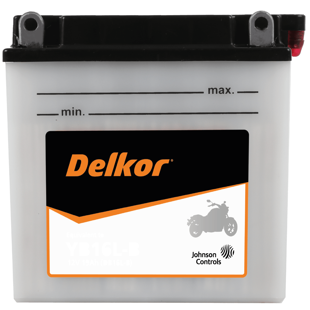 Delkor Motorcycle Conventional DB16L-B
