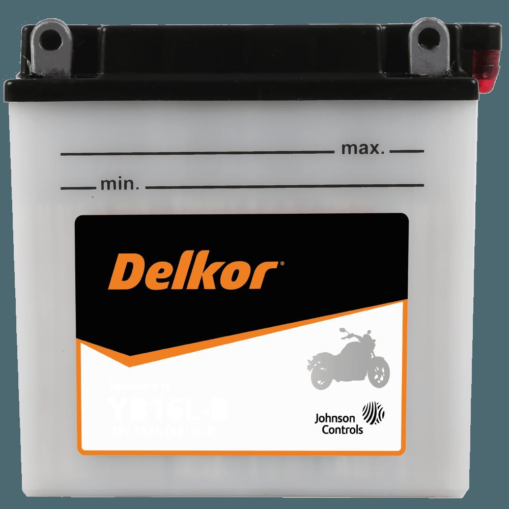 델코 모터사이클용 Conventional 배터리