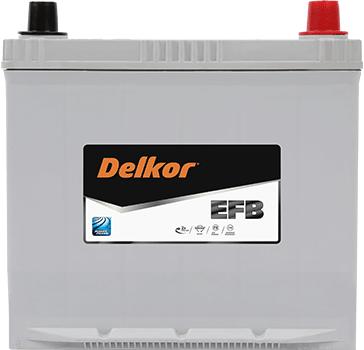 Delkor EFB Q-85L 115D23L