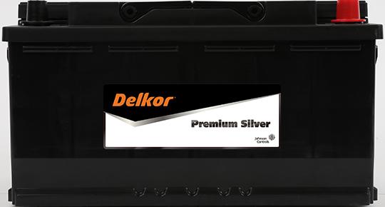 Delkor Premium Silver 60038SILVER