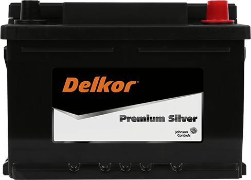 Delkor Premium Silver 56077 SILVER