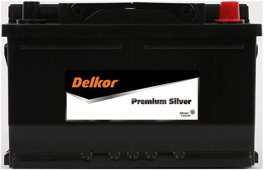 Delkor Premium Silver 57539SILVER