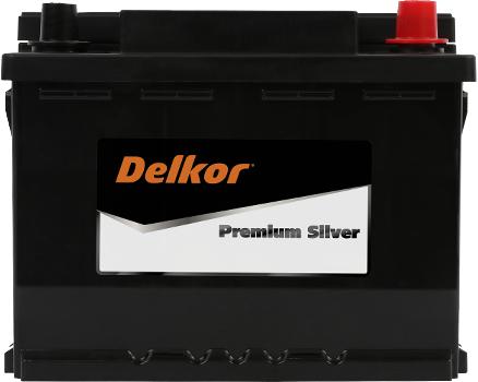 Delkor Premium Silver 56513 SILVER
