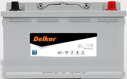 Delkor AGM LN4 580 901 080