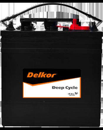 DELKOR DEEP CYCLE BATTERIES