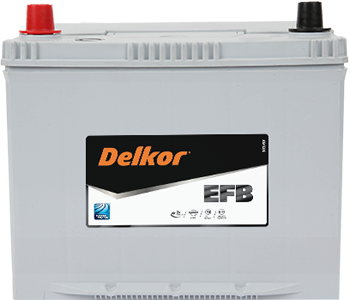 DELKOR EFB BATTERIES