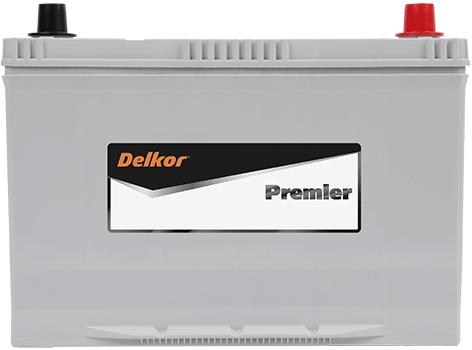 Delkor Premier 電池