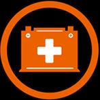 Battery Icon Plus