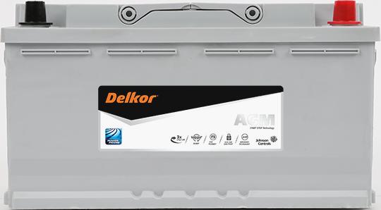 Delkor AGM LN6 605 901 095
