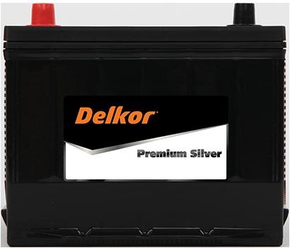 Delkor Premium Silver 22FR-680SILVER