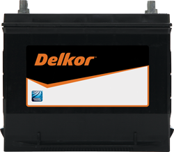 Delkor flooded lead-acid batteries provide reliable starting power and are made with the patented PowerFrame grid technology for strength and durability