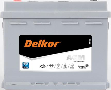 Delkor AGM LN2