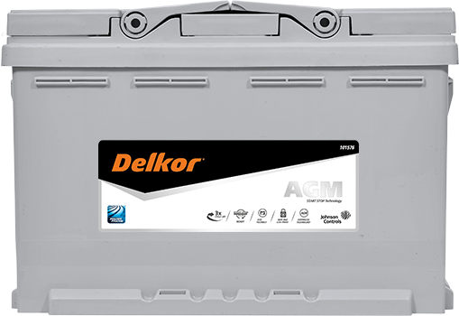 Delkor AGM LN3