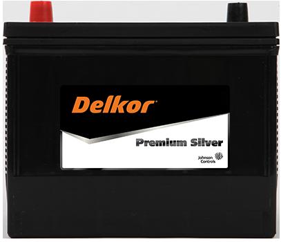Delkor Premium Silver 22EFR-680SILVER