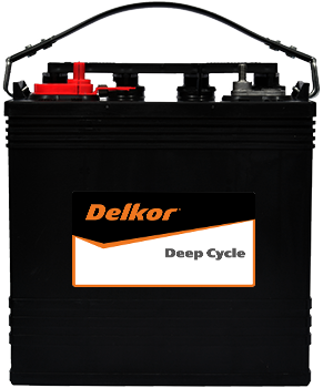 Delkor Deep Cycle GC8-HD-XTL