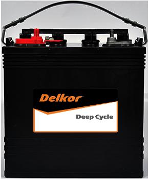 Delkor Deep Cycle GC8-HD-XTL
