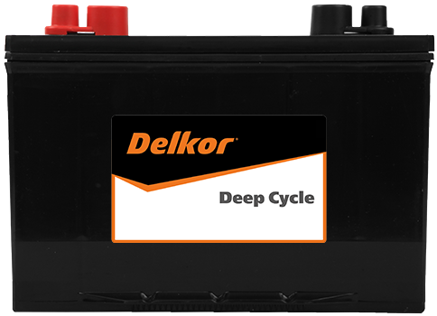 Delkor Deep Cycle HDC27