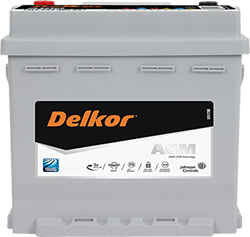 Delkor Automotive Batteries Maintenance Free Johnson Controls