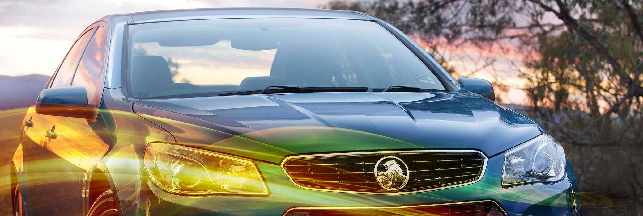 Holden car battery
