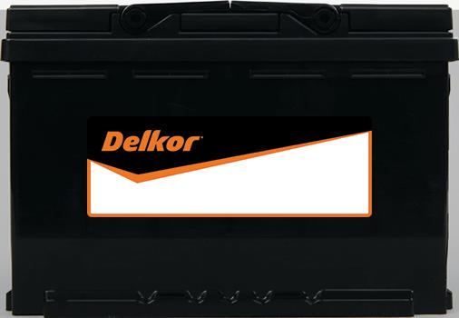 Delkor Calcium DIN74L