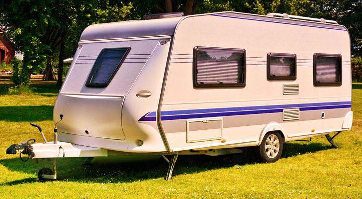 Delkor Leisure Batteries are built to power your vehicle for a long period of time, perfect for a caravan.