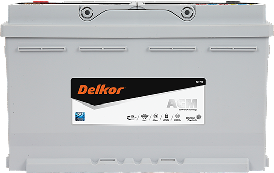 Delkor AGM LN4