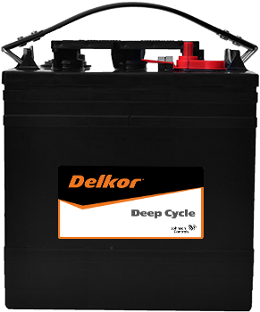 Delkor Deep Cycle GC2-XHD-UTL