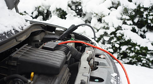 Learn how to properly maintain your vehicle battery to ensure you're getting the most out of it