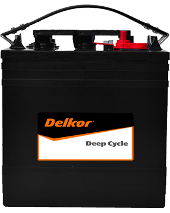 DELKOR DEEP CYCLE BATTERIES