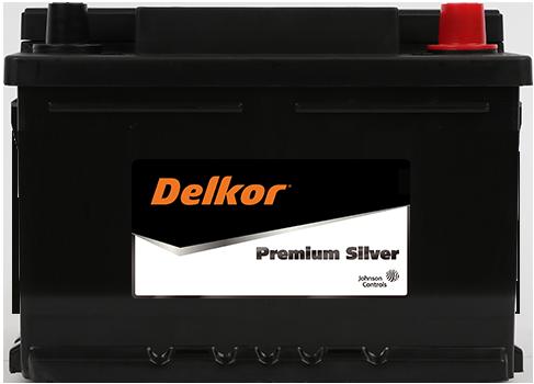 Delkor Premium Silver 56077SILVER