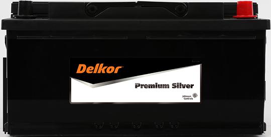 Delkor Premium Silver 58515SILVER