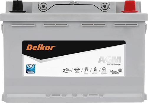Delkor AGM LBN3