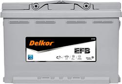 델코 EFB 배터리
