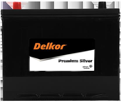 Delkor Premium Silver 110D26RSILVER