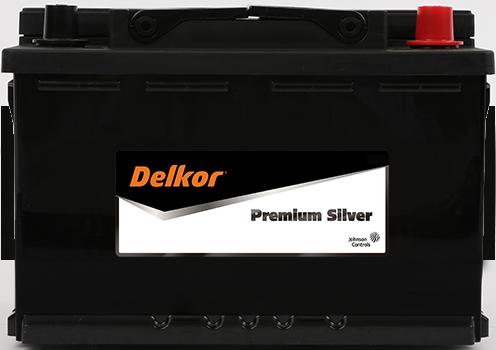 Delkor Premium Silver 57412SILVER