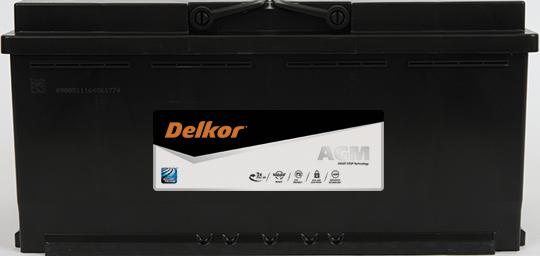 Delkor AGM LN6